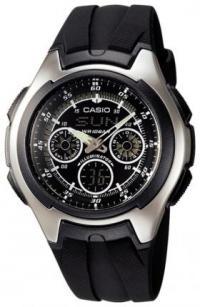 Часы Casio AQ-163W-1B1