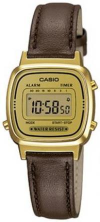 Часы Casio LA670WEGL-9E