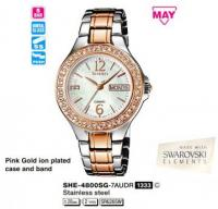 Часы Casio SHE-4800SG-7A