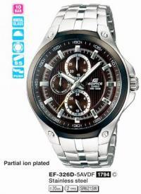 Часы Casio EF-326D-5A