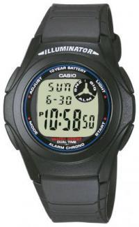 Часы Casio F-200W-1A