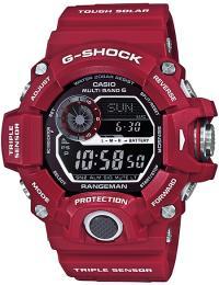 Часы Casio GW-9400RD-4E