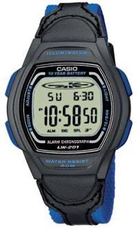 Часы Casio LW-201B-2A