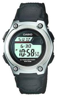 Часы Casio W-211B-1A