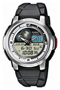 Часы Casio AQF-102W-7B