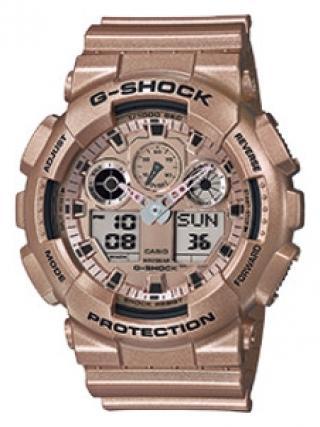 Часы Casio GA-100GD-9A