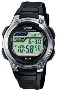 Часы Casio W-212H-1A