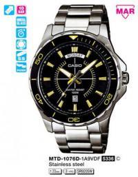 Часы Casio MTD-1076D-1A9