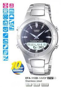 Часы Casio EFA-110D-1A