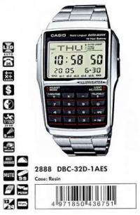 Часы Casio DBC-32C-1B