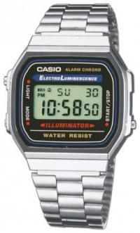 Часы Casio A-168WA-1