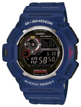Часы Casio G-9300NV-2E