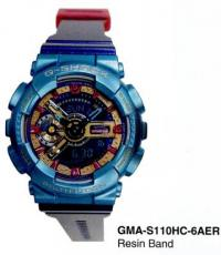 Часы Casio GMA-S110HC-6A