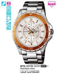 Часы Casio MTD-1077D-7A