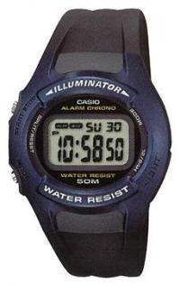 Часы Casio W-43H-1A