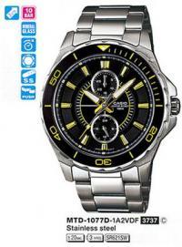 Часы Casio MTD-1077D-1A2
