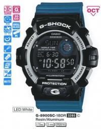Часы Casio G-8900SC-1B