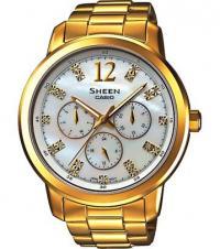 Часы Casio SHE-3802GD-7A