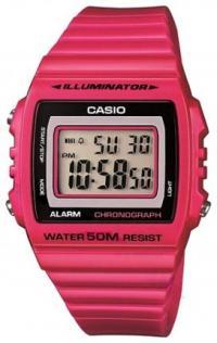 Часы Casio W-215H-4A