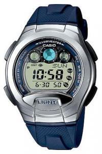 Часы Casio W-755-2A