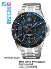 Часы Casio MTD-1066D-1A
