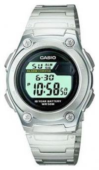 Часы Casio W-211D-1A