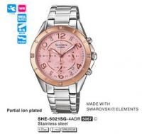 Часы Casio SHE-5021SG-4A