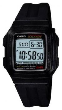 Часы Casio F-201WA-1A