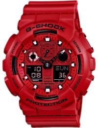 Часы Casio GA-100C-4A