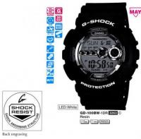 Часы Casio GD-100BW-1E
