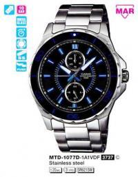 Часы Casio MTD-1077D-1A1