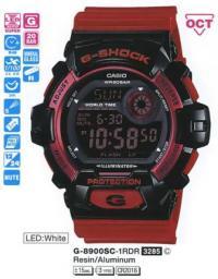 Часы Casio G-8900SC-1R