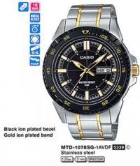 Часы Casio MTD-1078SG-1A