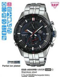 Часы Casio EQS-A500RB-1A