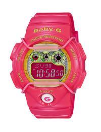 Часы Casio BG-1005M-4E