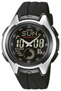 Часы Casio AQ-160W-1B