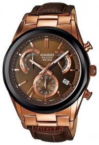 Часы Casio BEM-509GL-5A