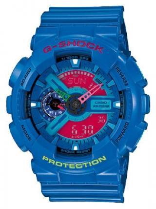 Часы Casio GA-110HC-2A
