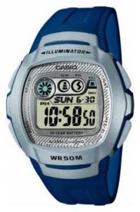 Часы Casio W-210-2A