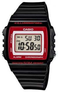 Часы Casio W-215H-1A2