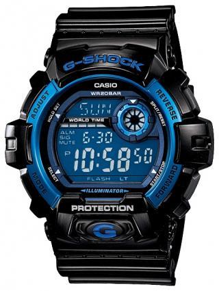 Часы Casio G-8900A-1E
