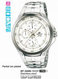 Часы Casio EF-326D-7A