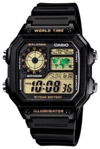 Часы Casio AE-1200WH-1B