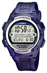 Часы Casio W-756-2A
