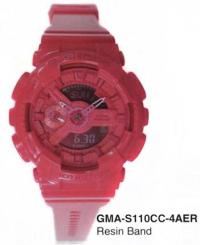 Часы Casio GMA-S110CC-4A