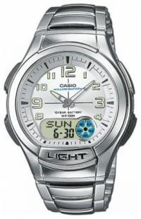 Часы Casio AQ-180WD-7B